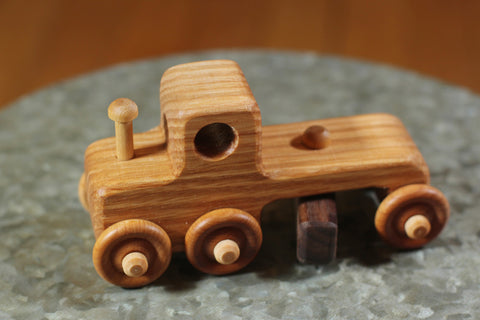 Hower Toys - Small Grader Wooden Toy