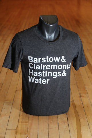 Eau Claire Streets Tee
