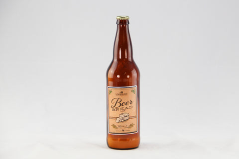 Lumberjack Mills Beer Bread Bottle