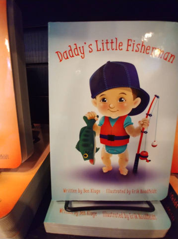 Daddy's Little Fisherman