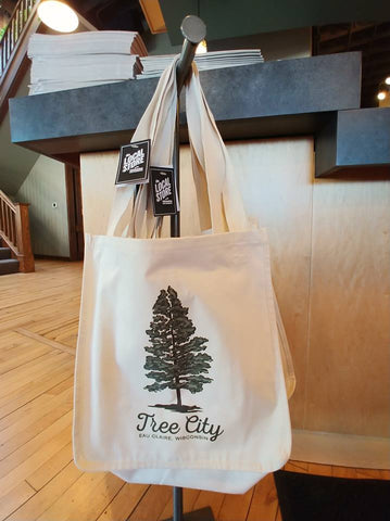 Tote Bag - Tree City (Eau Claire)
