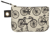 Zip Pouch - Small Bicycle