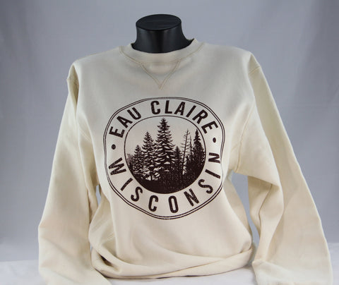 Eau Claire Pines Fleece Crewneck