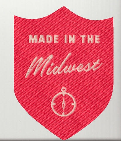 Patch - Made in the Midwest