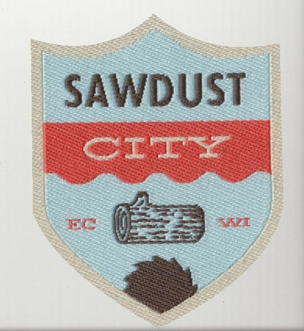 Patch - Sawdust City