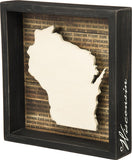 Wisconsin Shadow Box