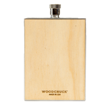 Wood Flask - Birch (Plain)