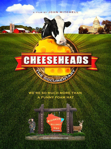 Cheeseheads The Do Entary Dvd