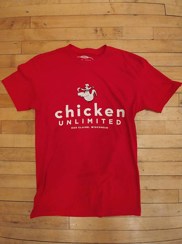 Local Legends Tee - Chicken Unlimited