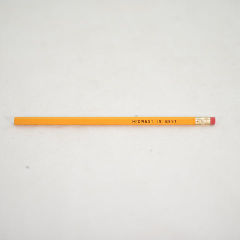 Pencil - Midwest is Best