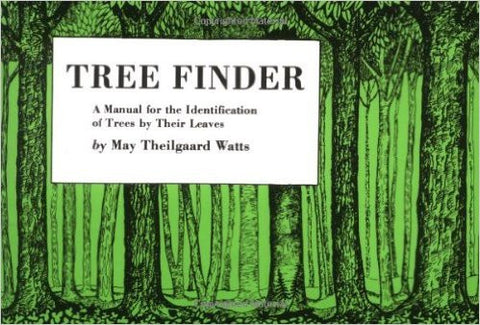 Tree Finder: A Manual for Identification of Trees by Their Leaves