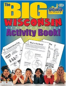 The Big Wisconsin Activity Book