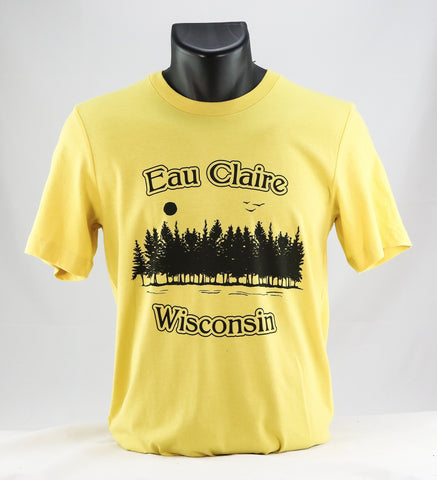 Eau Claire Trees Camp Tee