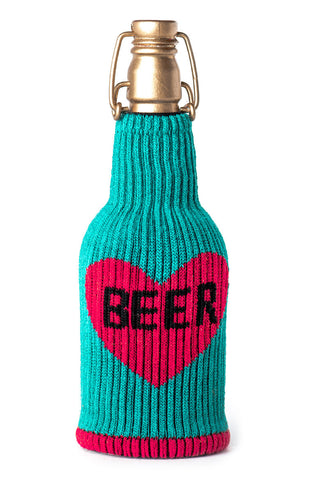 Knit Koozie - Beer