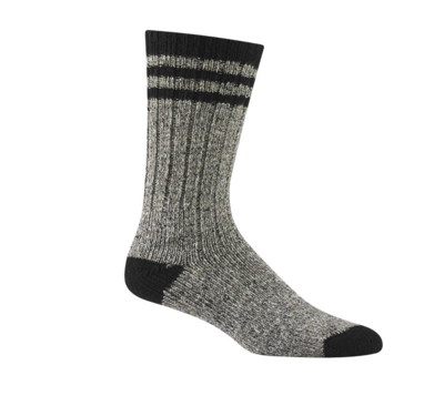 Wigwam Socks - Pine Lodge (Natural/Black)