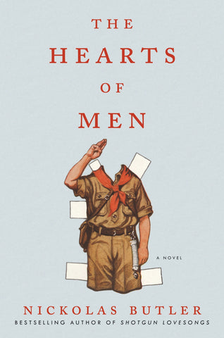 The Hearts of Men-Hardcover