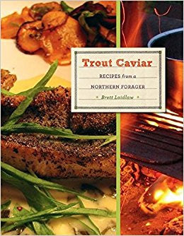 Trout Caviar - Recipes from a Northern Forager