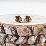 Earrings - Bee Stud