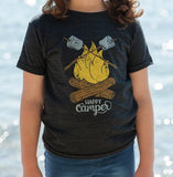 Happy Camper Tee - Toddler