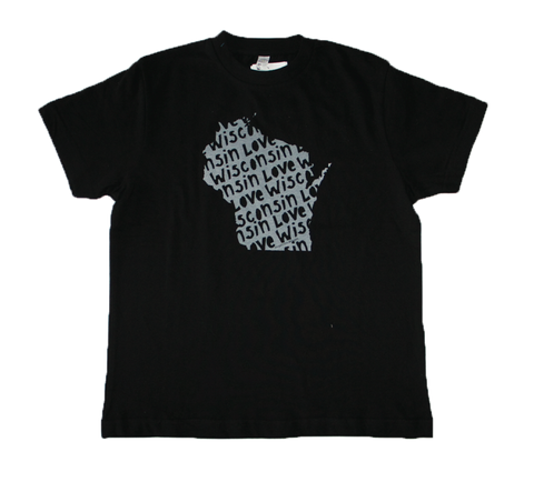 Wisconsin Love - Youth Tee