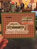 Great Outdoors Greeting Card