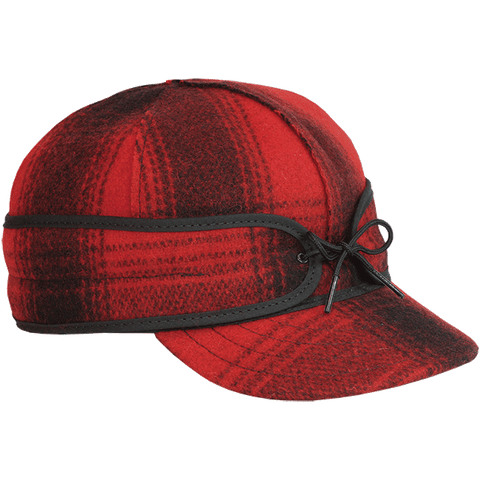 Stormy Kromer Original - Red Plaid