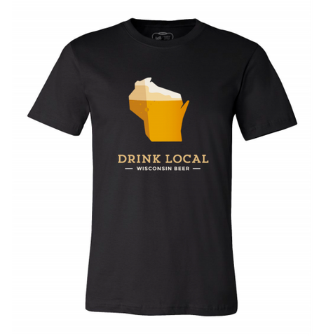 Drink Local Beer Tee