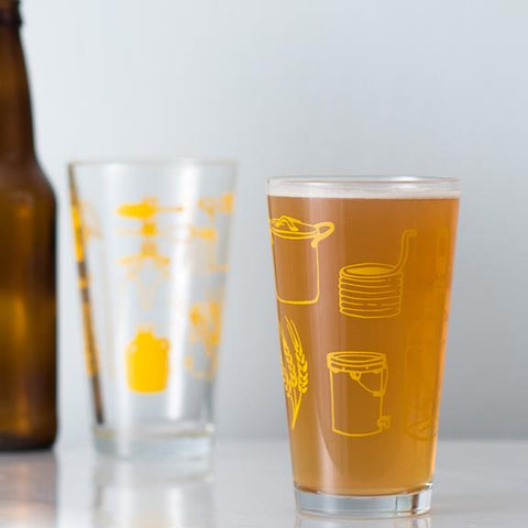 Pint Glass - Beer & Brew Tools