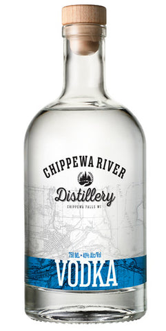 Chippewa River Distillery - Vodka