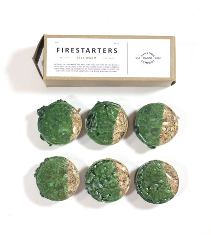 Cedar Firestarters (Box of 6)