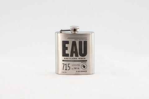 EAU Flask - 6 oz.