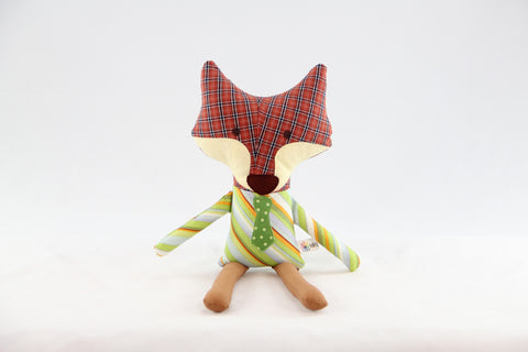 Up-Cycled Friend - Fox