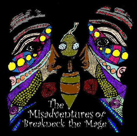 The Misadventures of Breakneck the Mage