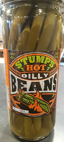 Hot Dilly Bean (16 oz.)