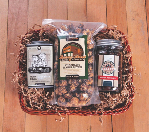 Gift Basket - All the Cocoa