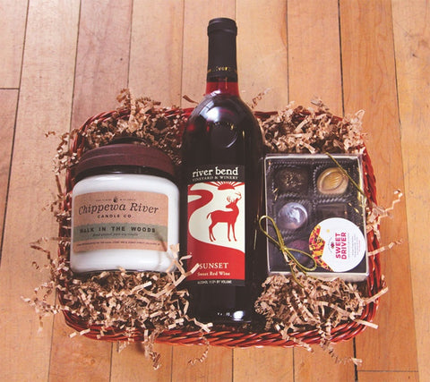 Gift Basket - Cozy Night In