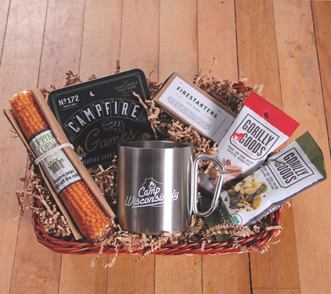 Gift Basket - Happy Camper