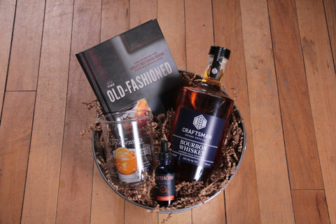 Gift Basket - A Little Old Fashioned