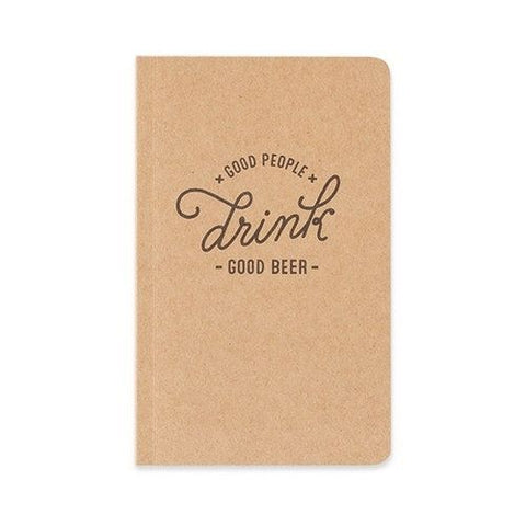 Field Notes - Beer Tasting Notebook