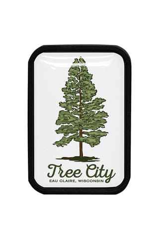 Lapel Pin - Tree City Eau Claire