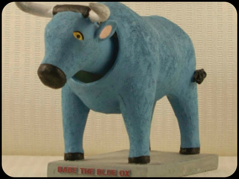 Bobble Head - Babe the Blue Ox