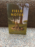 Campfire Field Notes - 3 pack