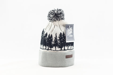 EC Trees Stocking Cap w/ Leather Tag