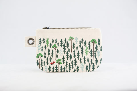Zip Pouch - Retreat (small)