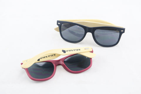 Wood Sunglasses - EC Coordinates
