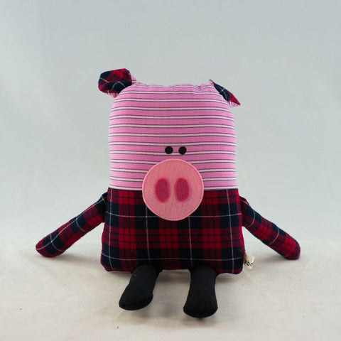 Up-Cycled Friend - Pig