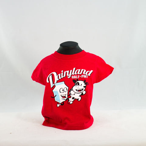 Dairyland Halfpint Tee - Toddler