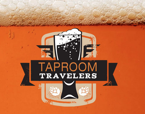 DVD - Taproom Travelers (Tapping the Midwest)