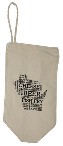 Lunch Bag - Wisconsin Foods