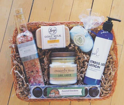 Gift Basket - Sit Back & Relax